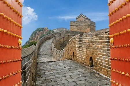 chinese_red_gate_and_the_magnificent_great_wall_of_china_by_zhaojiankang_2.jpg